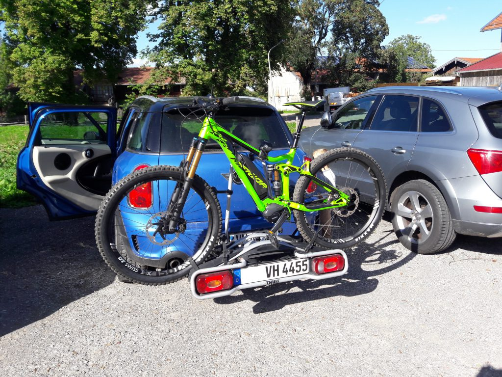 Merida eONEXITY900e Enduro MTB E-MTB Fully MiniCooperS