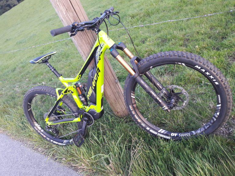 Faszination E-Bike Blog Merida oONESIXTY900e E-MTB Fully Enduro MTB