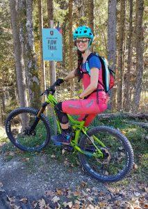 Veronika Kupfer_E-Bike_Merida_Bikepark