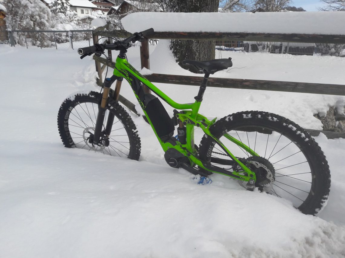 Faszination E-Bike Blog - E-Biken im Winter