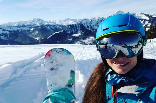 Faszination E-Bike Blog - Snowboarden