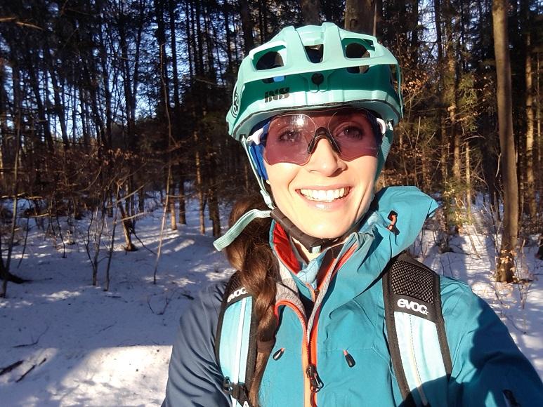 E-Biken im Winter Fahrradkleidung