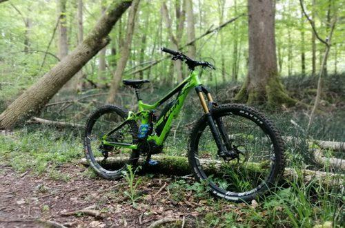 Faszination E-Bike Merida E-MTB Pedelec