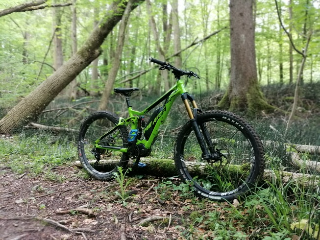 Faszination E-Bike Merida E-MTB Pedelec
