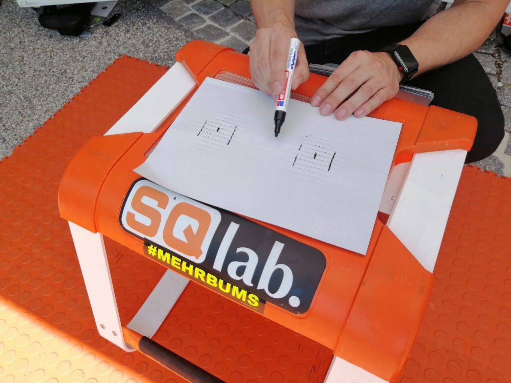 Faszination E-Bike Blog - SQlab Sattelvermessung