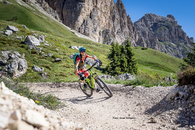 Faszination E-Bike Blog Merida E-MTB_Dolomiten