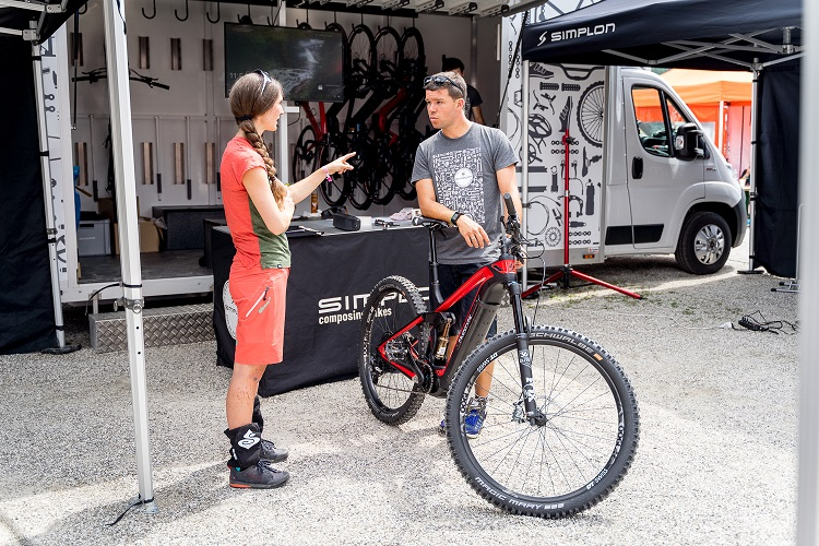 Faszination E-Bike Blog E-MTB Simplon Eurobike Media Days