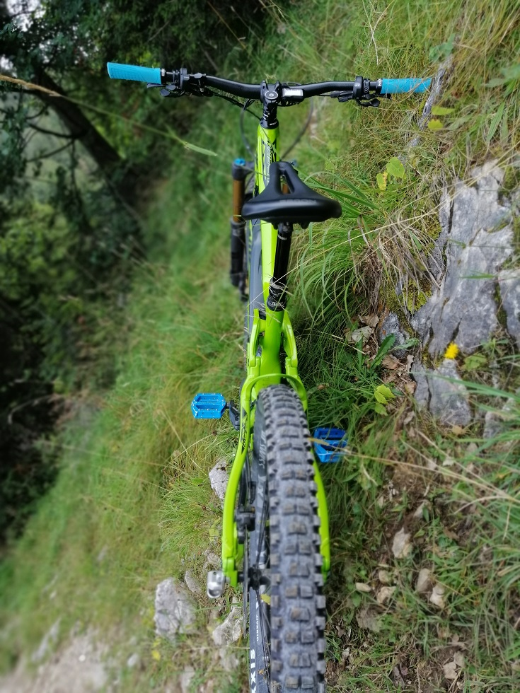 Faszination E-Bike Ergon SM E-Mountain Sattel E-MTB