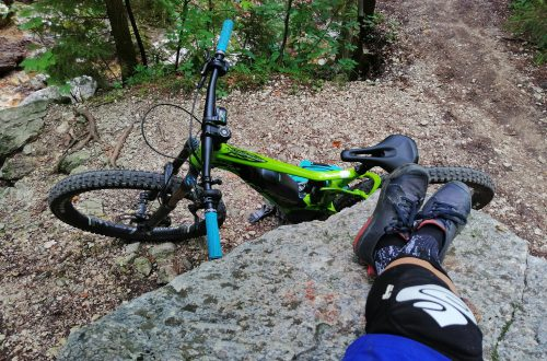 Faszination E-Bike - E-Mountain E-MTB Sattel Ergon