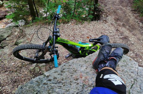 Faszination E-Bike - E-Mountain E-MTB Sattel Ergon