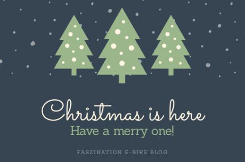 Faszination E-Bike Blog E-MTB Frohe Weihnachten