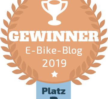 Faszination E-Bike E-MTB Blog Blogwahl