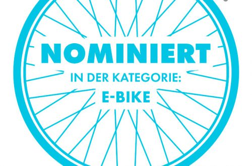 Faszination E-Bike Fahrrad XXL Blog Awards 2020